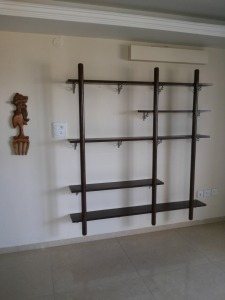 Book shelf and Display unit