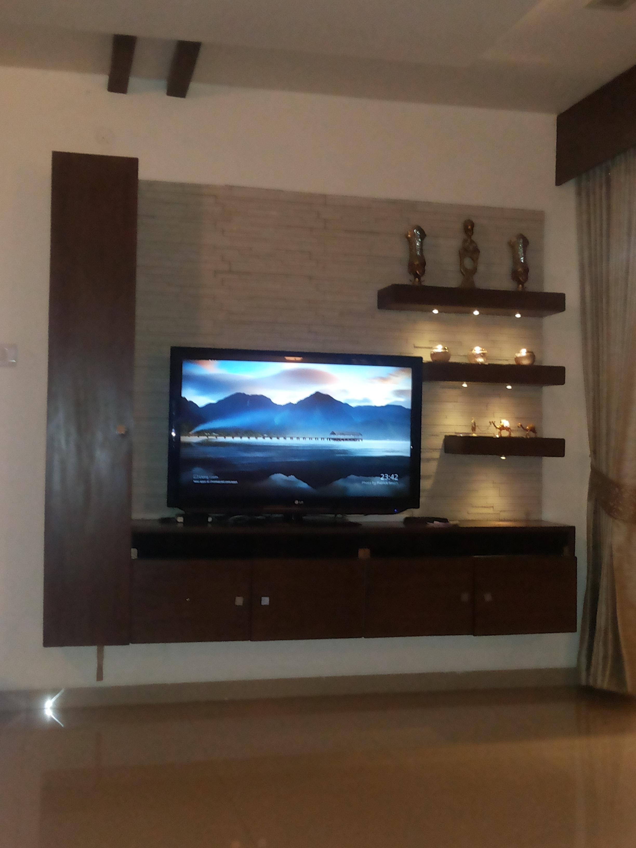 tv panels interior. Black Bedroom Furniture Sets. Home Design Ideas