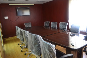 Anand Rathi- Vedio conf room