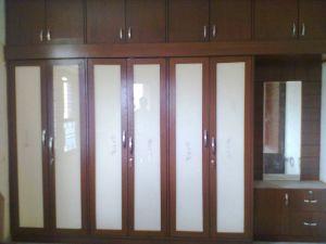 Glass doors wadrobes