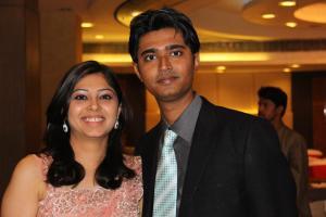 Nishi and Kunal